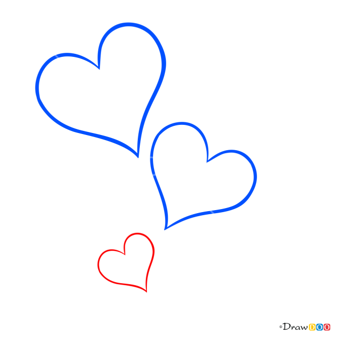 How to Draw Heart Tattoo, Valentines
