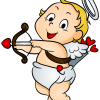 How to Draw Cupidon, Valentines