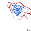 How to Draw Warwick, LOL, Vampires and Werewolfs