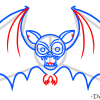 How to Draw Vampire Bat, Vampires and Werewolfs