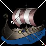 How to Draw Drakkar, Vikings