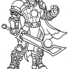 How to Draw Andulin Lothar, Warcraft