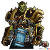How to Draw Warchief Thrall, Warcraft