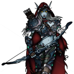 How to Draw Sylvanus Windrunner, Warcraft