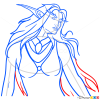 How to Draw Tyranda Wisperwind, Warcraft