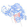 How to Draw Baine Bloodhoof, Warcraft