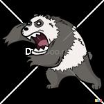 How to Draw Angry Panda, We Bare Bears