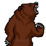 How to Draw Bear, Wild Animals