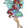 How to Draw Aisha, Winx Club