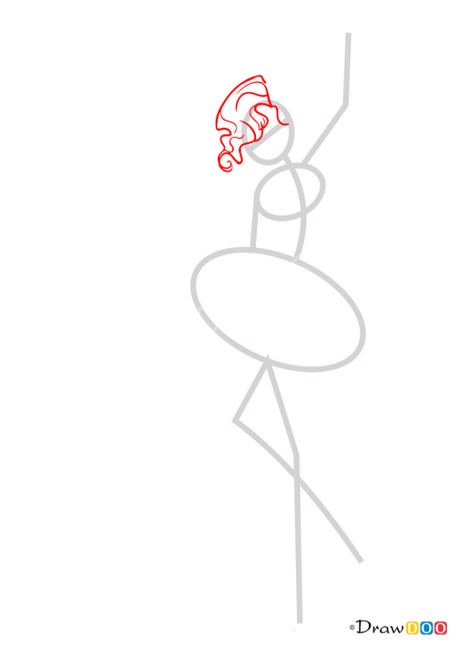 How to Draw Aisha, Winx Club