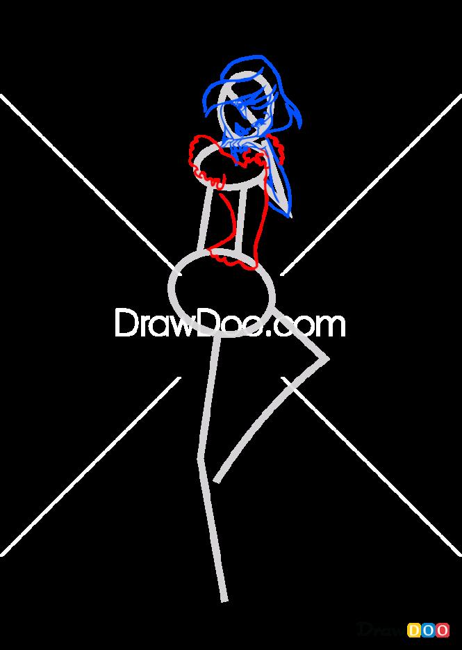 How to Draw Bloom, Winx Club