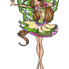 How to Draw Flora, Winx Club