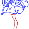 How to Draw Stella, Winx