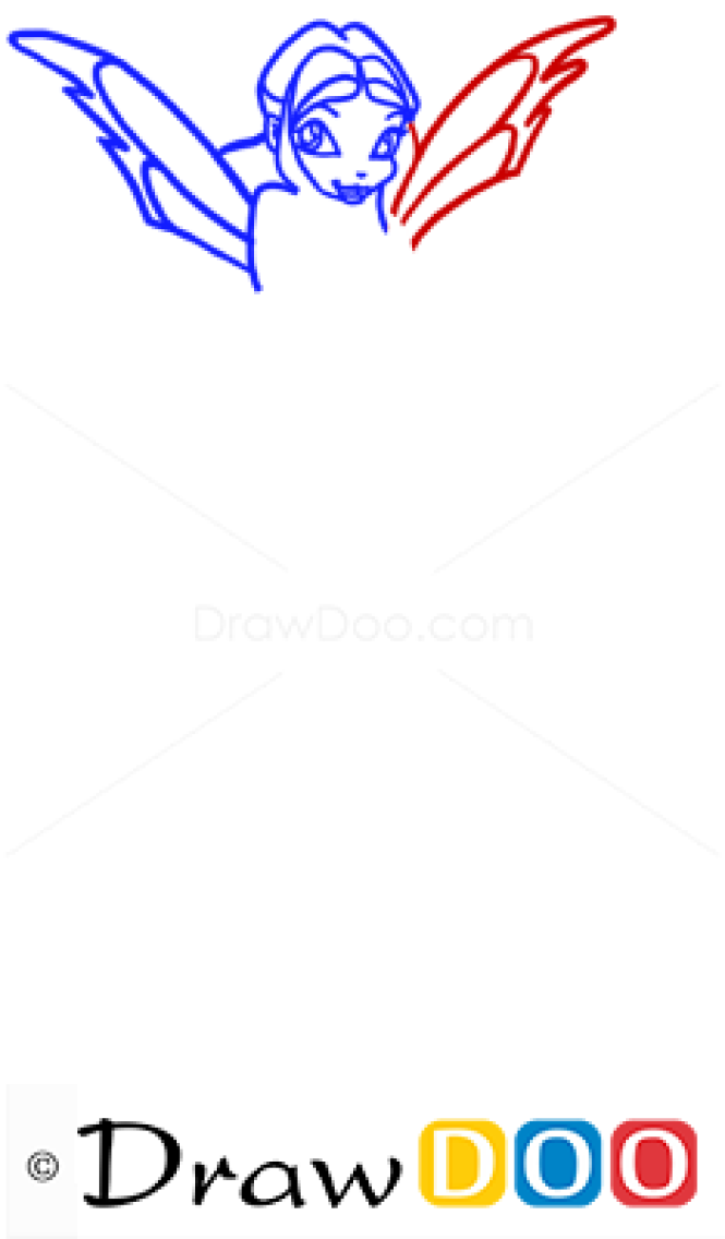 How to Draw Layla, Winx