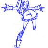 How to Draw Roxy, Winx
