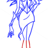 How to Draw Diaspro, Winx