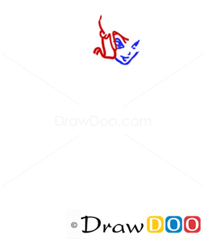 How to Draw Darcy, Winx