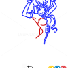 How to Draw Darcy, Winx