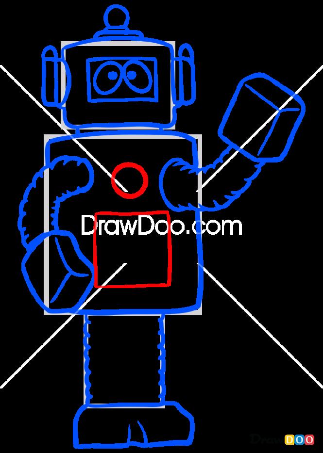 How to Draw Plex, Yo Gabba Gabba