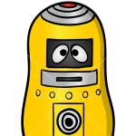 How to Draw Plex Nesting Doll, Yo Gabba Gabba