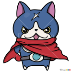 How to Draw Hovernyan, Yo-Kai Watch