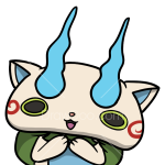 How to Draw Komasan, Yo-Kai Watch