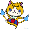 How to Draw Tomnyan, Yo-Kai Watch