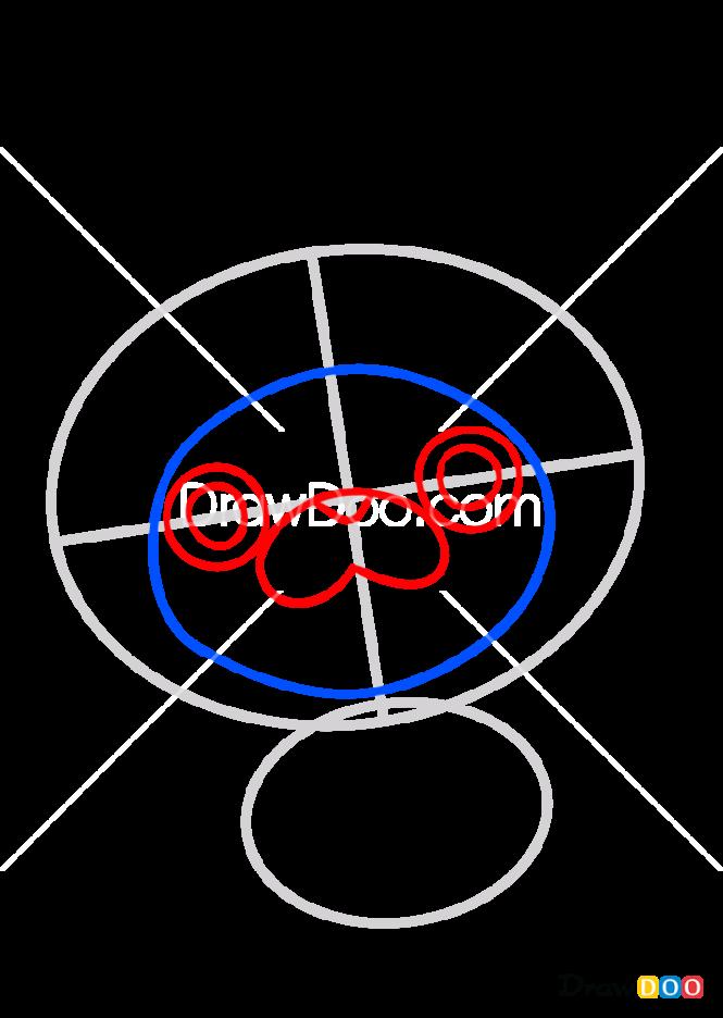 How to Draw Usapyon, Yo-Kai Watch