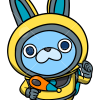 How to Draw Usapyon, Yo-Kai Watch