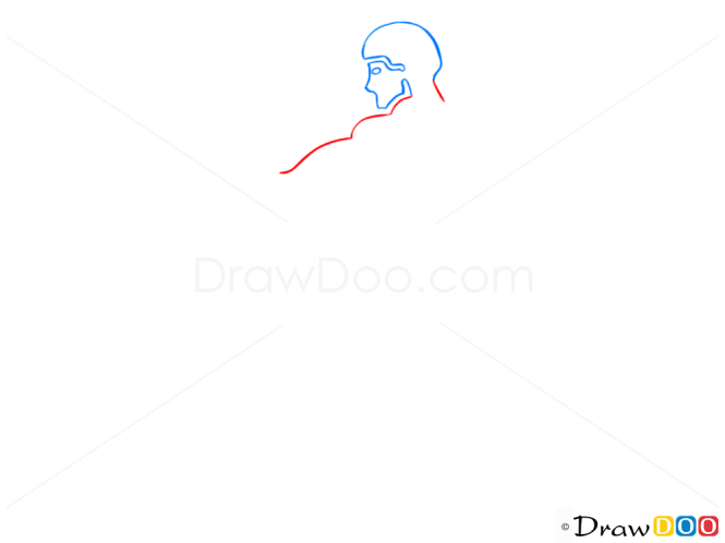 How to Draw Aquarius, Water Bearer, Zodiac Signs