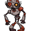 How to Draw Zombie Robot, Zombies and Undead