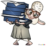 How to Draw Bellwether, Zootopia