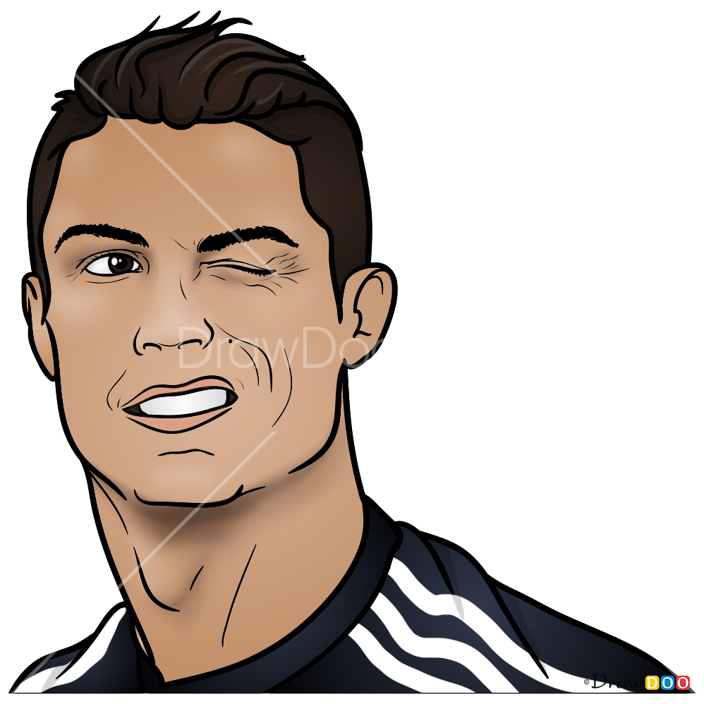 How to Draw Cristiano ...
