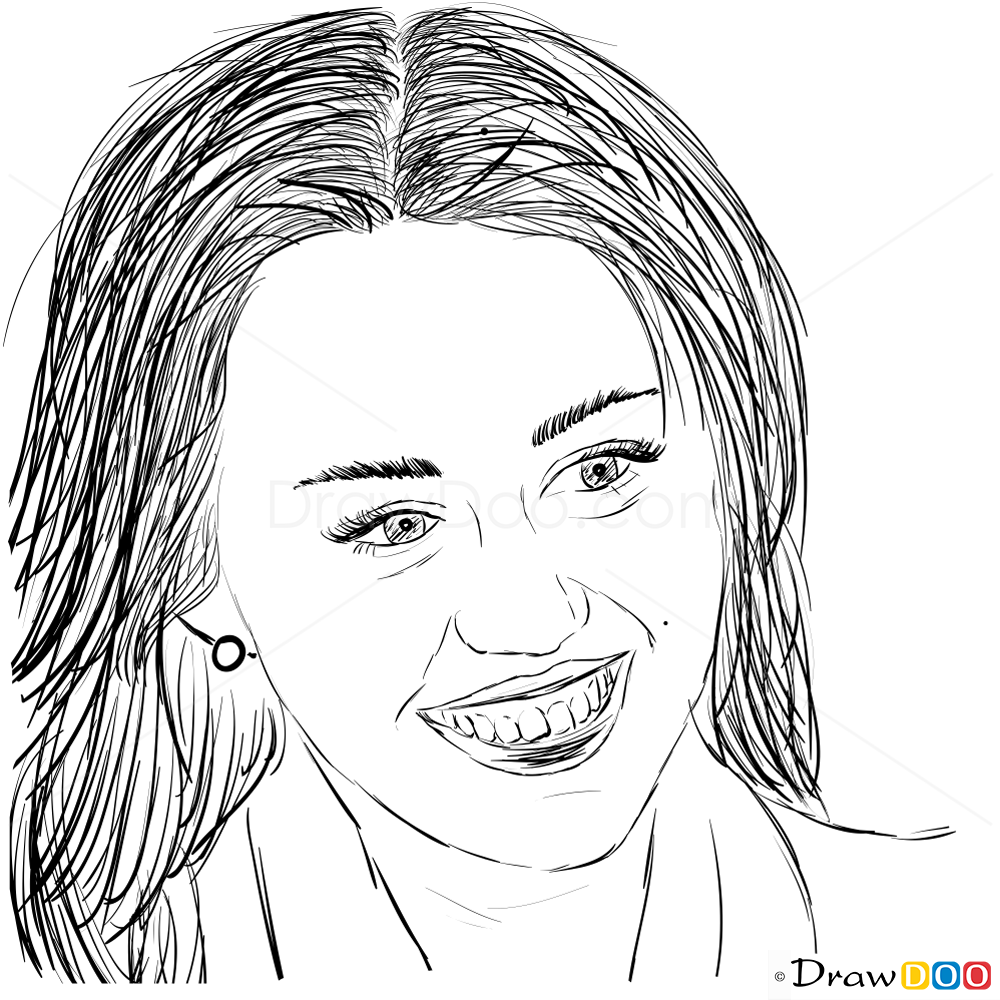 how to draw movie u2013 so undercover how to draw miley cyrus