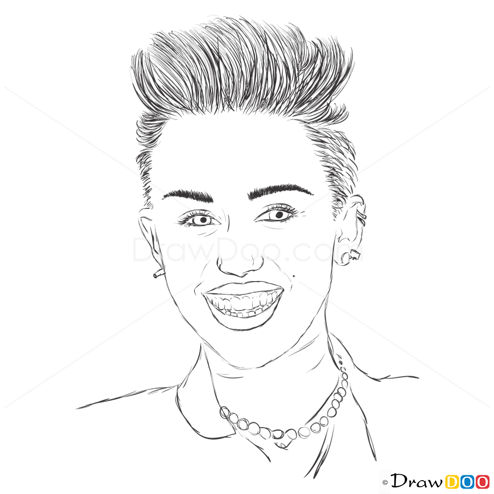 coloring pages of famous singers - photo#7