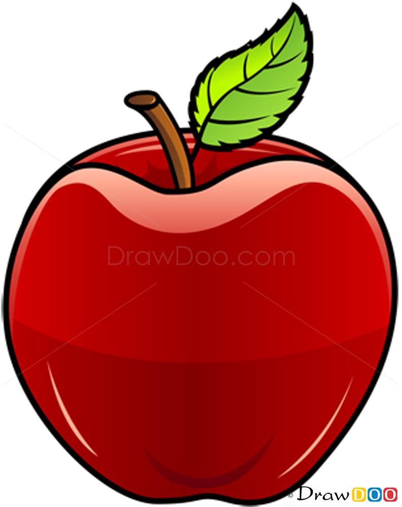 Apple fruit for kids