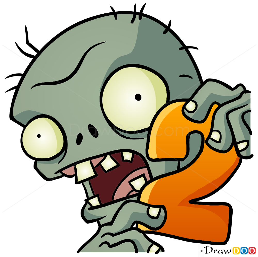 How to draw logo plants vs zombies voltagebd Image collections