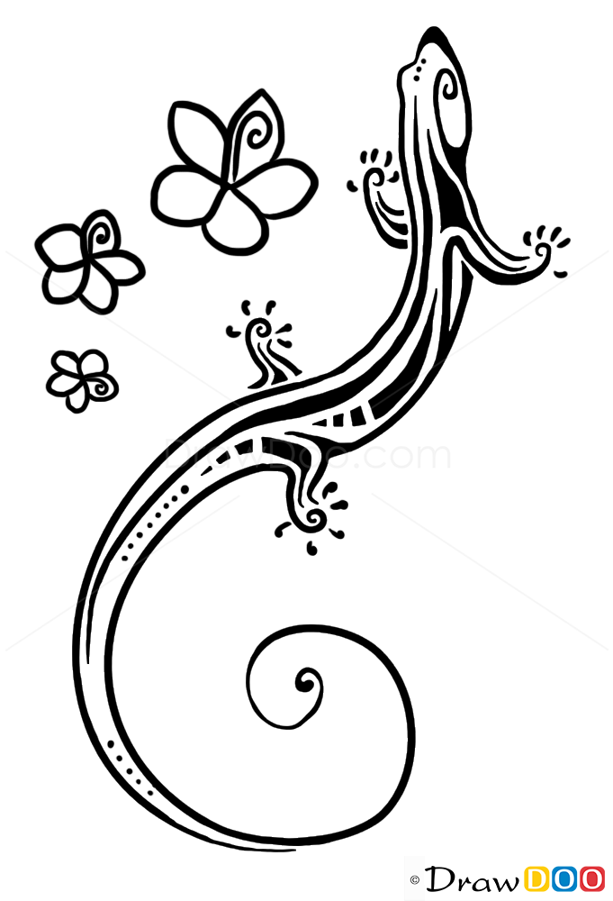 Easy to draw tattoos, How to Draw Tattoo Designs